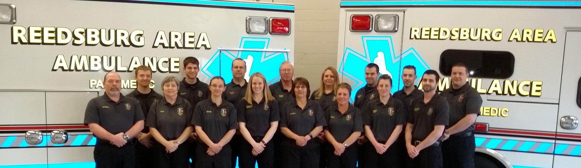 Reedsburg EMS Members